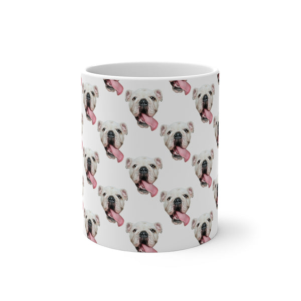 Color Changing Mug, Custom Photo Pattern Magic Mug, Heat Change Unique Personalized Gift for Him Her Friend Family Cat Dog Baby Mom Dad Gift - Starcove Design