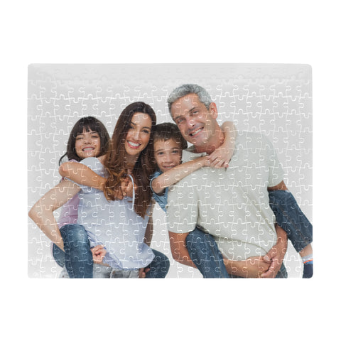 Custom Photo Jigsaw Puzzle (252 Pieces), Personalized Picture Dog Cat Pet Family Grandparents Family Gift - Starcove Design