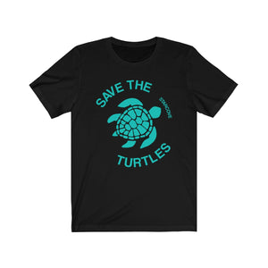 Save the Turtles Shirt, Visco Women Men Sea Turtle Ocean Lover Gift Save the Planet Aesthetic T-Shirt