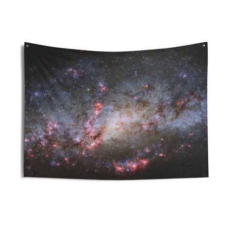 Space Tapestry, Galactic Galaxy, Universe Stars Celestial Constellation Cosmic View, Indoor Room, Wall Tapestry - Starcove Fashion