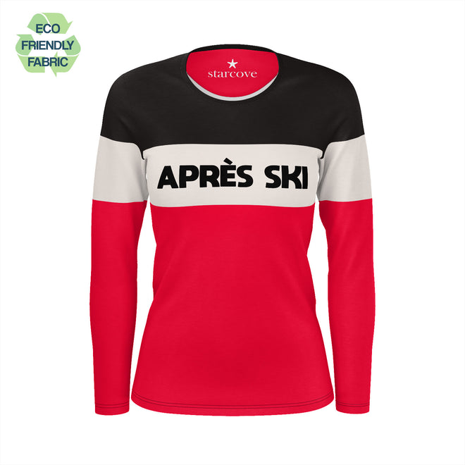 Women Ski Sweatshirts