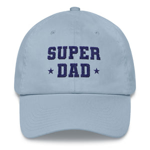 8a2c5971 Super Dad, Embroidered Dad hat, Cool Baseball Dad Hat Cap, Super Hero  Father's