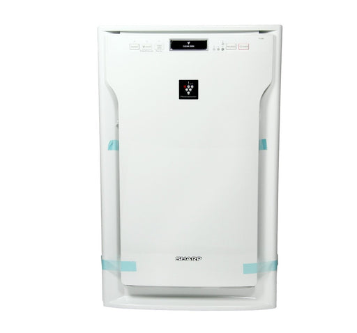 Sharp Air Purifier Fu-A80E-Wwith Hepa Filter & Active Plasma Cluster For Upto 600 Sqft - Premium Diplomat Goods