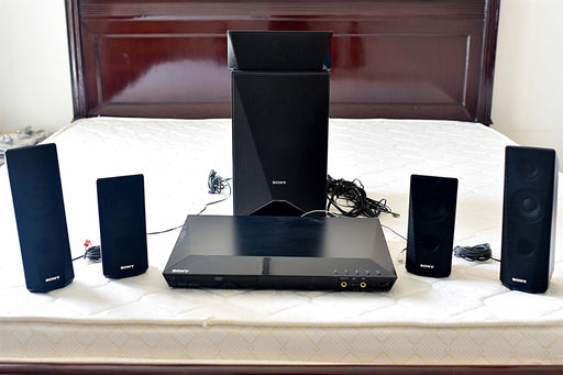 Sony 5.1 Surround Sound with DVD Player having HDMI port - Premium Diplomat Goods
