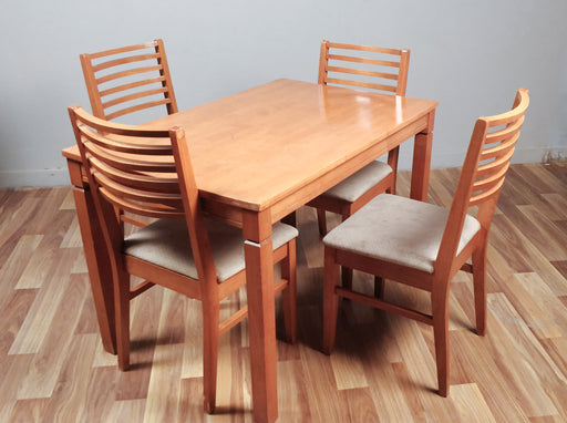 Premium Dining Set with 4 Chairs - Premium Diplomat Goods