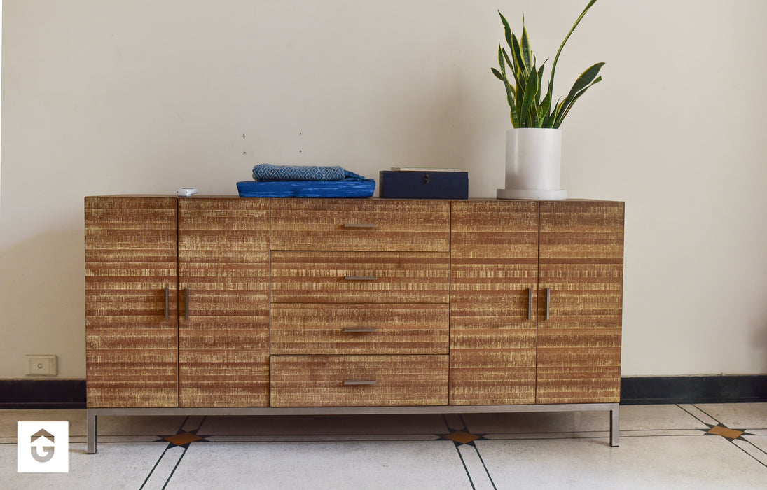 Mariana Home Berkeley Bed + Sideboard + Side Tables - Premium Diplomat Goods