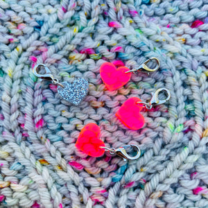 Signature Stitch Markers