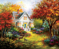 Autumn Overtures 1000pc