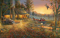 Autumn Ride 1000pc