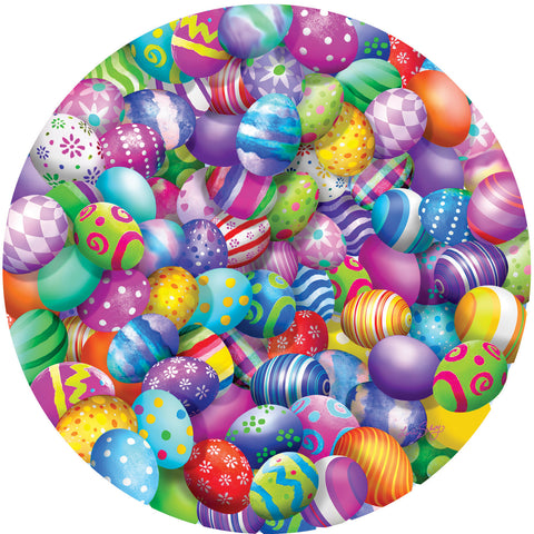 Easter Eggs 500pc Shaped