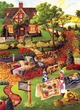 Mary's Quilt Country 500+pc Jigsaw Puzzle