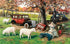 Out to Pasture 550pc Jigsaw Puzzle | Ken Zylla