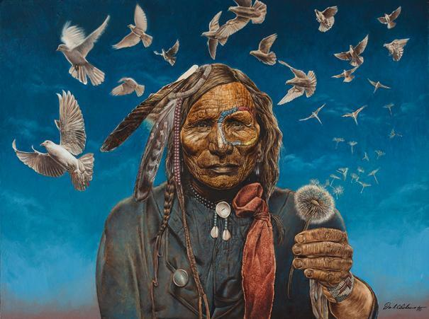 Peacemaker 1000pc Jigsaw Puzzle | David Behrens