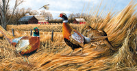 Pheasant Farm 500pc