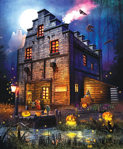 Firefly Inn 1000pc Jigsaw Puzzle | Joel Christopher Payne