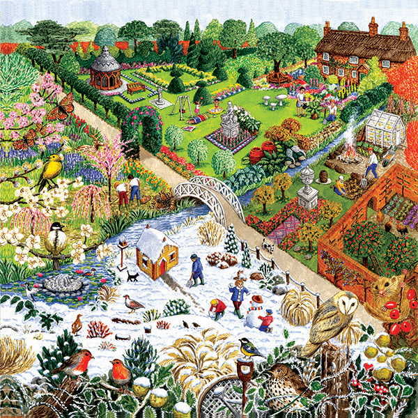 Four Seasons Garden 500pc