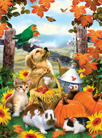 Autumn Harvest 1000pc