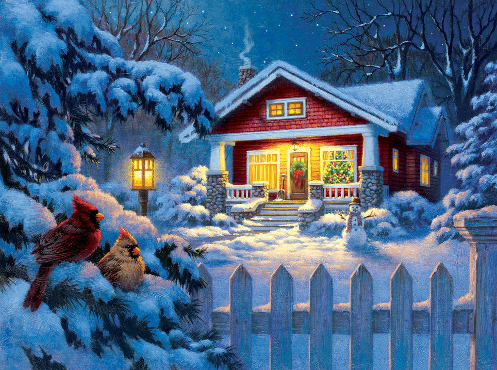 Christmas Bungalow