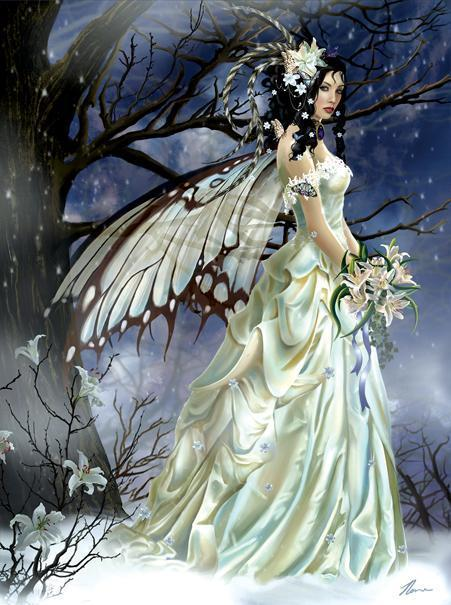 Mist Bride 1000pc Jigsaw Puzzle | Nene Thomas