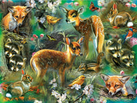 Forest Critters 500pc