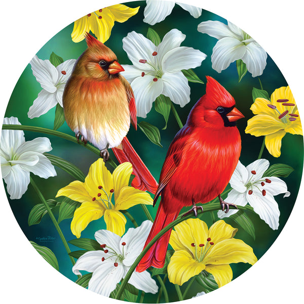 Cardinals in the Round