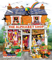 The Alphabet House 200pc