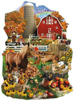 On the Farm 1000pc Shaped