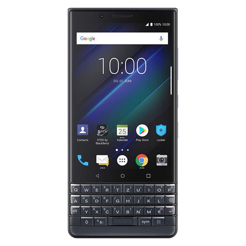 Blackberry Key 2 LE Lite 64GB BBE100-4 Dual Sim Phone Unlocked 4G