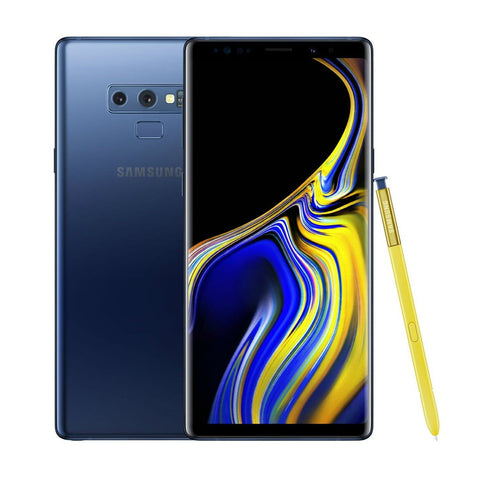 Image of Samsung Galaxy Note 9  N960FD 128GB 6GB Unlocked Dual Sim Phone