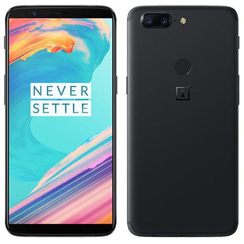 Image of OnePlus 5T A5010 Dual Sim Phone 64GB 6GB Ram 4G Unlocked