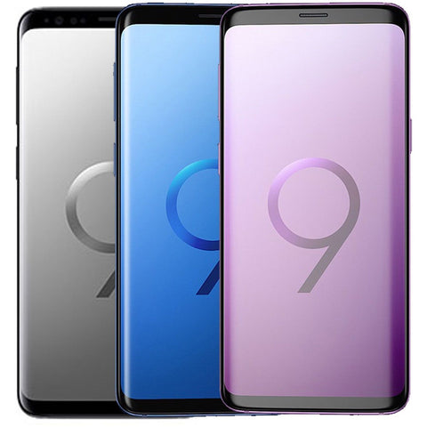 "Image of Samsung Galaxy S9 G960FD Dual Sim 256GB 4 GB RAM 5.8"" Phone"