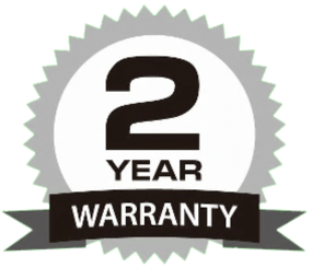 Image of 2 year warranty