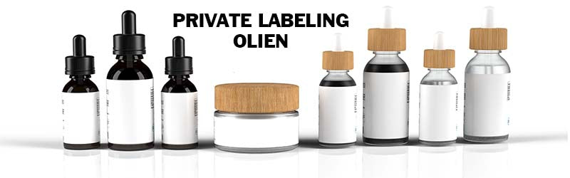Producent etherische olie private labeling