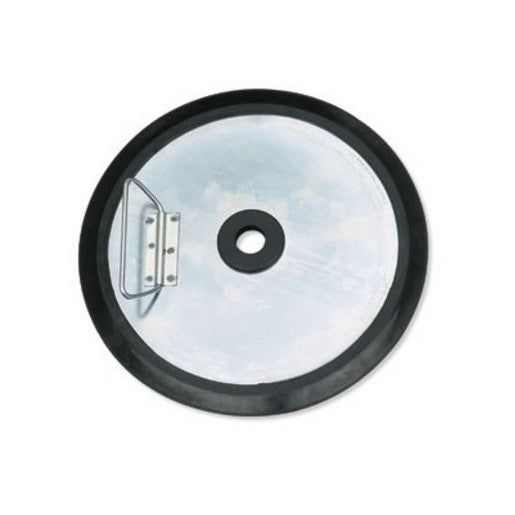 Wolflube Follower Plate For 120lbs Drums 1.5 inch inner diameter freeshipping - Empire Lube Equipment