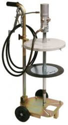 Liquidynamics 13051T-S1 120 lb/15gal Mobile Grease System freeshipping - Empire Lube Equipment