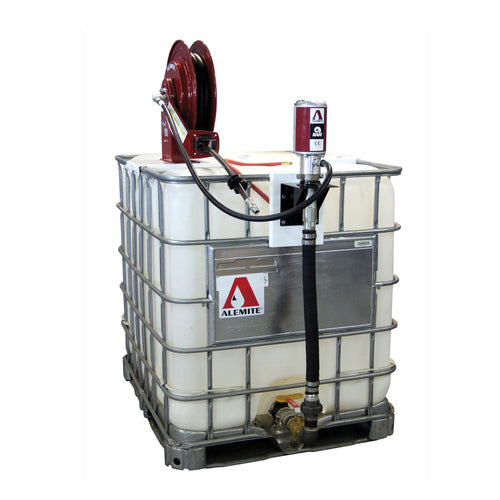 Alemite Tote Mounting Packages - 1450-IBC / 1460-IBC freeshipping - Empire Lube Equipment