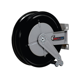 Wolflube Automatic Hose Reel for Grease – 1/4in – Up To 50ft freeshipping - Empire Lube Equipment