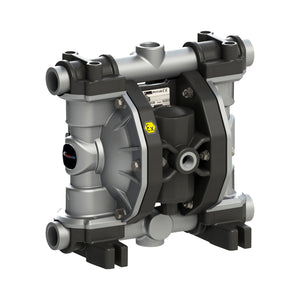 Wolflube Diaphragm Pump - Aluminum - 3/4'' - For Oil and Diesel - Free Flow Rate 29 gpm
