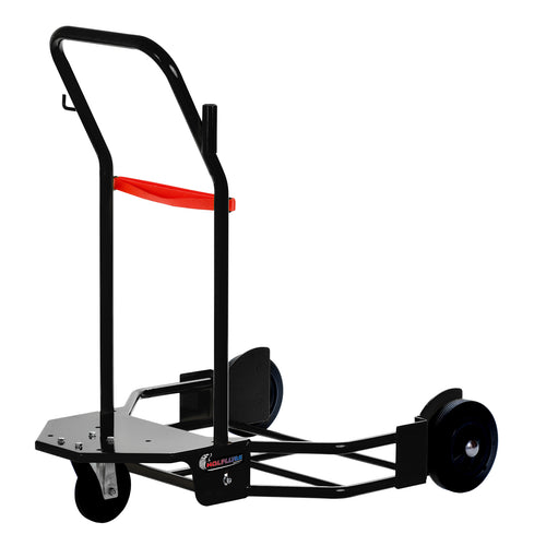 Wolflube 3 Wheels Trolley for 400 lbs Drums