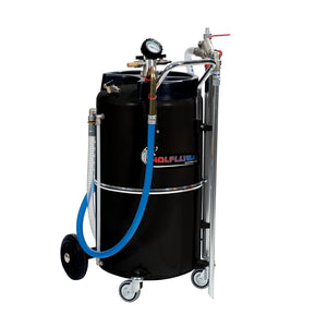 Wolflube Ind. Air-Operated Aspirator - 23 Gal Capacity