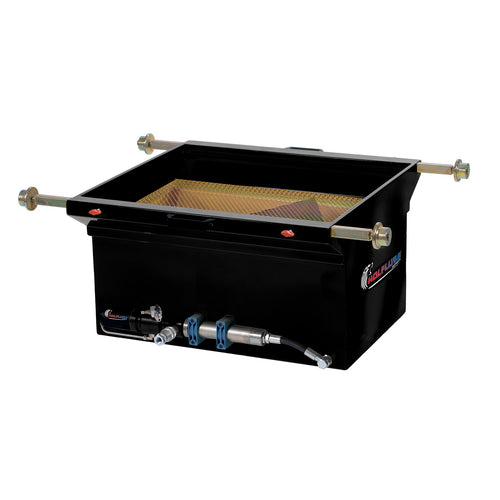 Wolflube Exhausted Oil Drain for Pits with Pump - Capacity 31 gal