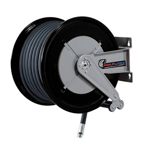 Wolflube Automatic Hose Reel for Oil- 1in - 100 ft Hose freeshipping - Empire Lube Equipment