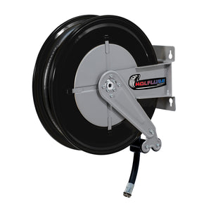 Wolflube Automatic Hose Reel for Diesel – 1in – 30 ft Hose freeshipping - Empire Lube Equipment