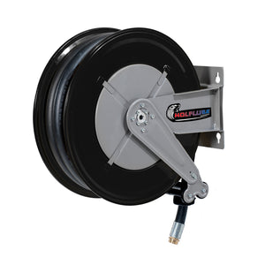 Wolflube Automatic Hose Reel for Diesel – 1in – 50 ft Hose