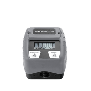 Samson Digital In-line Meter PVC 13 GPM