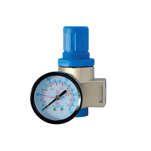 Wolflube Air Regulator - Inlet 1/2in - Up to 150 PSI