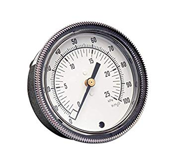 Alemite Mist Pressure Gauge - Accessories freeshipping - Empire Lube Equipment