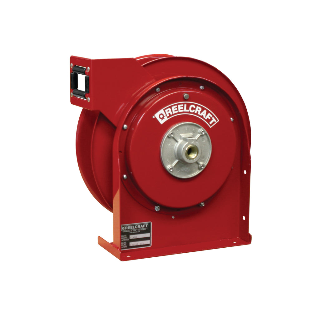 REELCRAFT 4600 OLP 3/8 x 25ft, 500 psi, Air / Water Without Hose freeshipping - Empire Lube Equipment