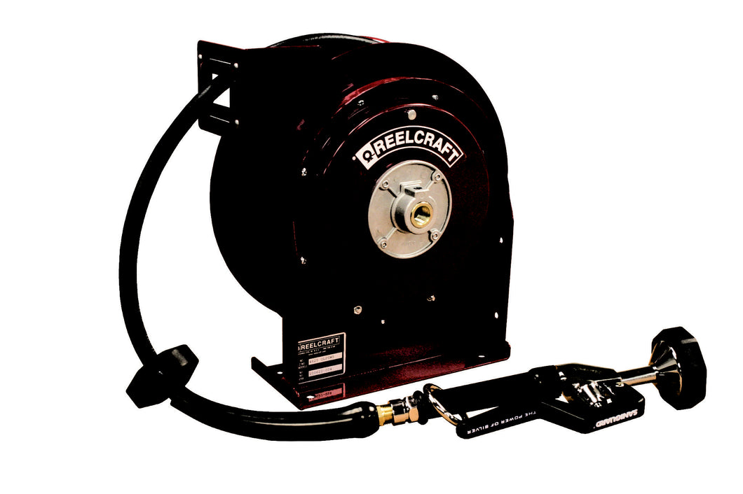 REELCRAFT 4625 OLPSW5 3/8 x 25ft, 250 psi, Water With Hose freeshipping - Empire Lube Equipment
