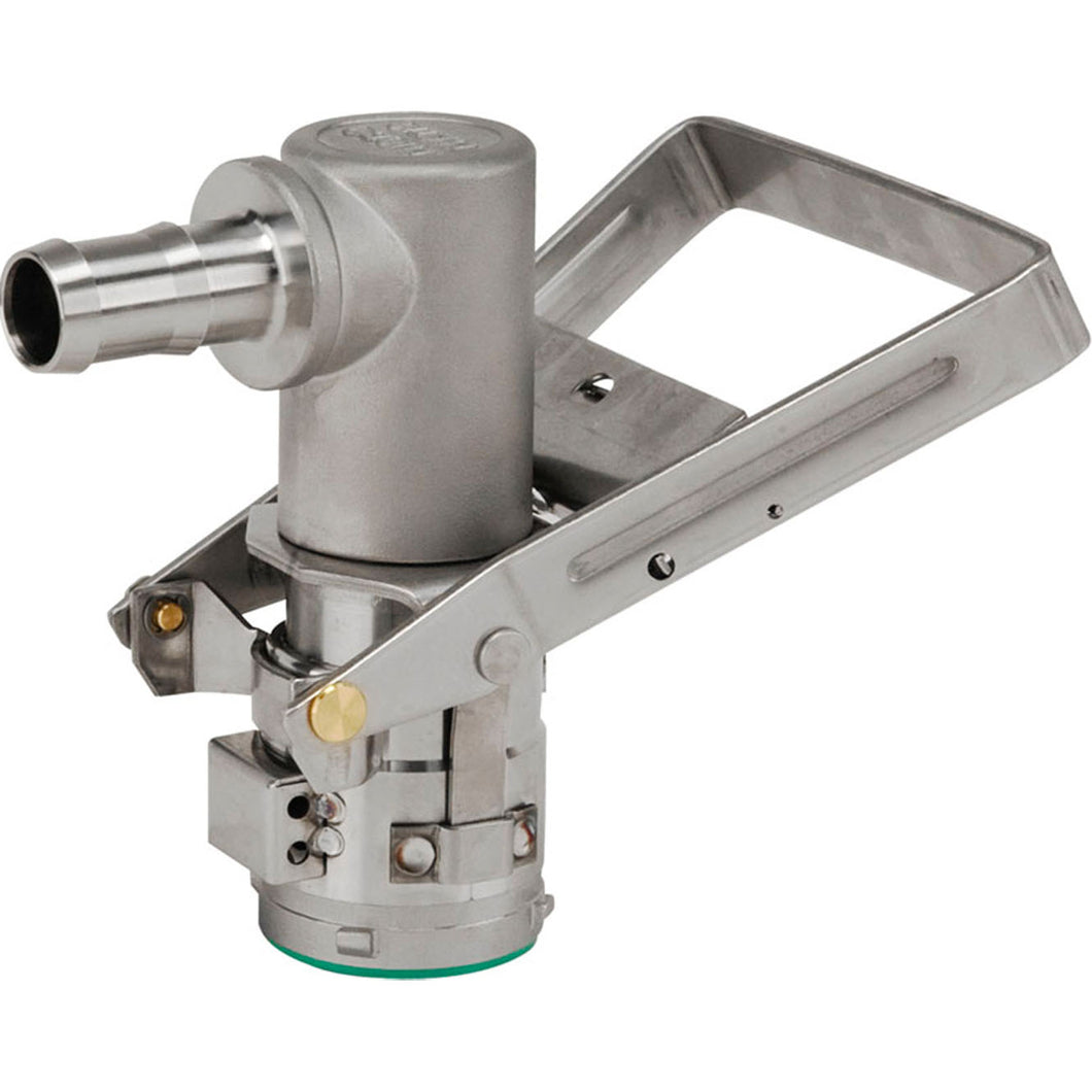 Wolflube Suction Valve Sealed - In Stainless Steel